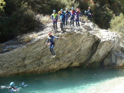 Canyoning for Schools in Lleida