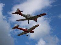 Heavier aircraft at Devon & Somerset Flight Training