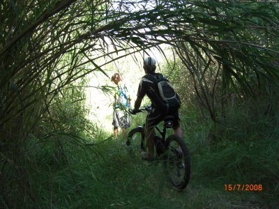 Canoeing MTB and visit Sebes Reseve schools