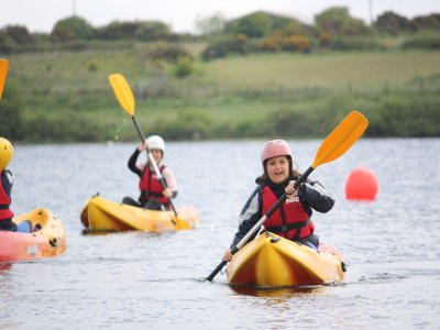 Stithians Outdoor and Active Centre Kayaking