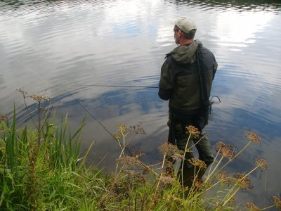 Stithians Outdoor and Active Centre Fishing
