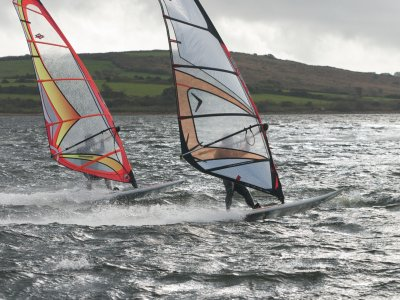 Stithians Outdoor and Active Centre Windsurfing