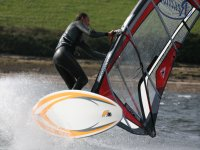 Windsurfing stunts