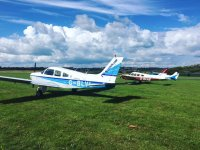 The aircrafts in TG Aviation