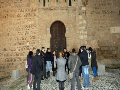 Tour and Gymkhana for Schools in Toledo
