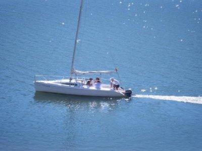 El Burguillo a Toda Vela Paseos en Barco