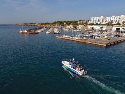 Top fisher Paseos en Barco