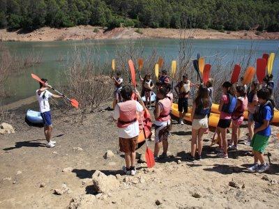 English camp for Schools, 3 days, Sierra Cazorla
