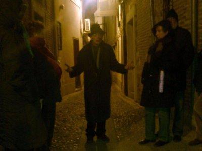 Dark Cluedo Halloween special Toledo