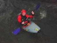 An exhilarating paddle