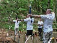 Archery in Lancashire