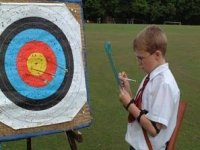 Can you get a bullseye?