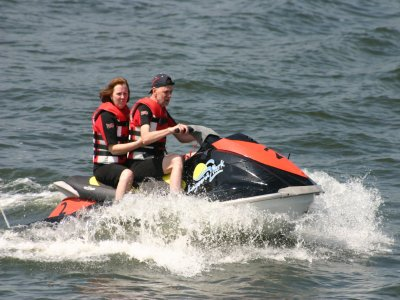 Jet skiing Berkshire Experience for two