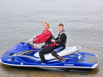Jet skiing Berkshire for two people