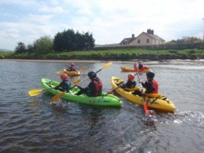 Carrowmena Activity Centre & Hostel Kayaking