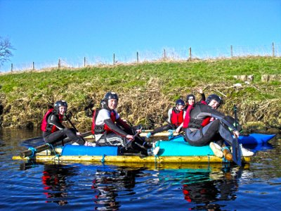Carrowmena Activity Centre & Hostel Rafting