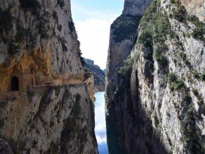 Hiking tour Castles of Segarra