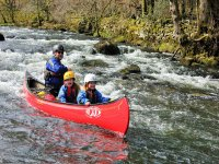 Paddling in The Lake District over the Easter Holidays