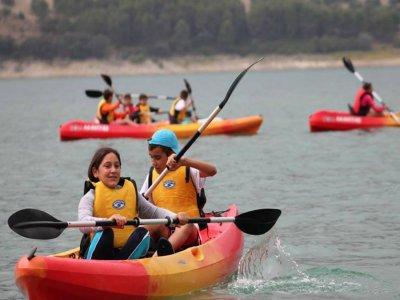 Nautical getaway in Benamejí for schools + English