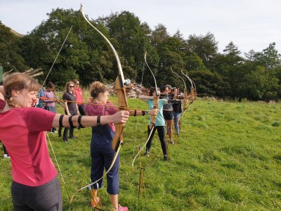 Archery Introductory Session in Cumbria