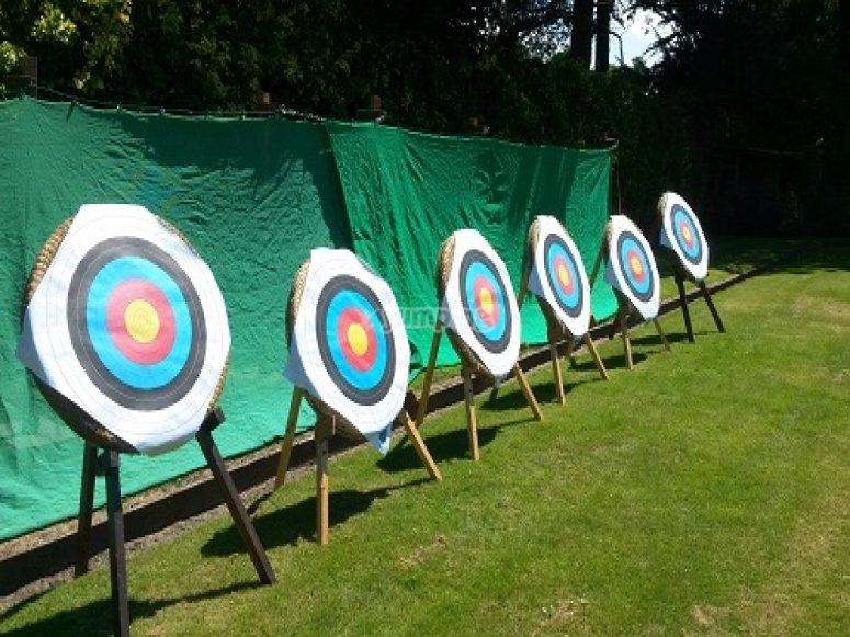 Six targets