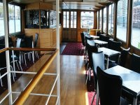 The top deck of the Salient