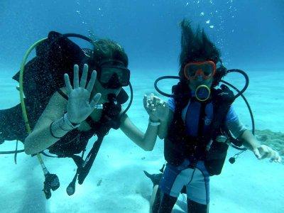 Binibeca Diving Buceo