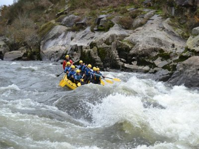 Rafting Ulla river with free pictures