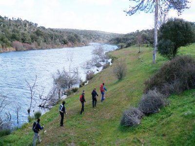 Interpretative hiking trip in Ledesma's meadows