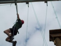 High ropes is another great activity.