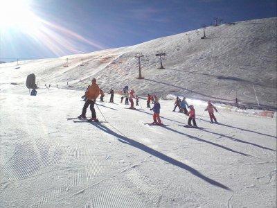 Ski course in Astun Chirstmas 5 days