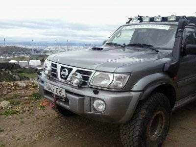 4x4 Route in A Coruña, 2h