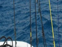 Fishing rods onboard