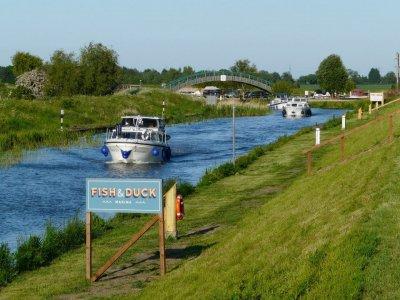 Fish & Duck Marina Boat Trips