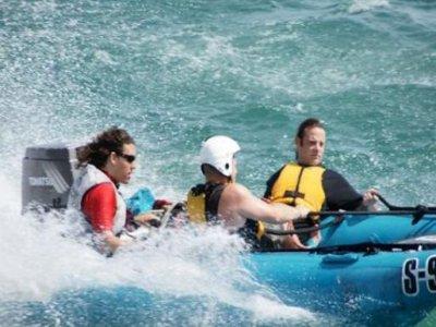 Offshore Surf School Powerboating