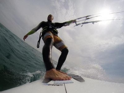 Complete Kitesurf Course Castelldefels 10 Hours