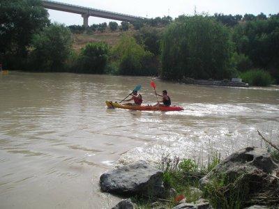 Kayaking in Sevilla 1 day