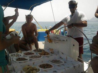 Sailboat trip in Cabo de Gata 2 days