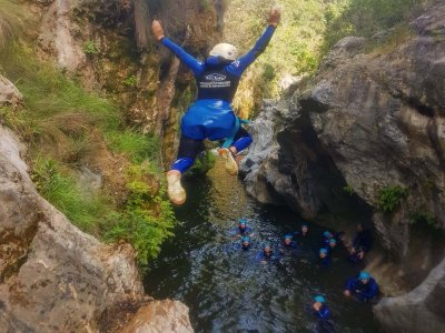 Canyoning Marbella 3 hours