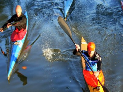 3h canoeing tour in Marbella, Málaga