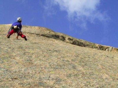 Via ferrata+climbing in Alicante