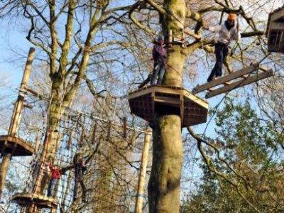 Heatherton World of Activities Canopy