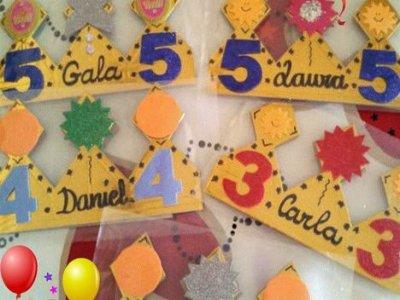 Birthday party in Alcalá