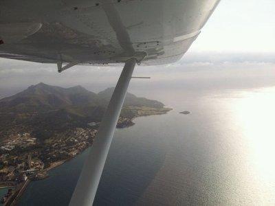 Light aircraft initiation course Igualada-Ódena 1h