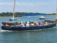 Sightseeing trips in the Solent