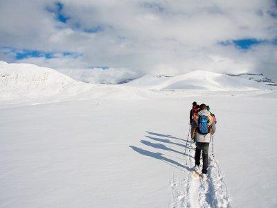 Snowshoeing Walk in Jaca - Half a day