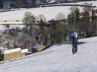 Take advantage of the local snow!