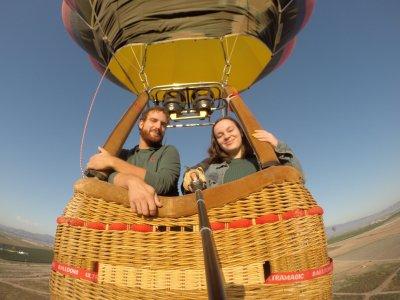Ballooning + accomodation in Murcia