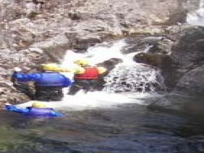 River Deep Mountain High Canyoning