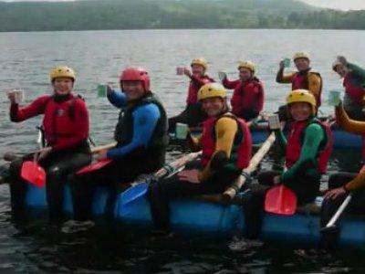 River Deep Mountain High Rafting